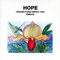 1998 – NAGANO PARALYMPICS 1998 TRIBUTE HOPE