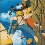 1986 – Castle In The Sky Soundtrack