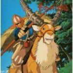 1996 – PRINCESS MONONOKE Image Album