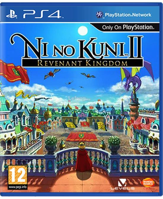 Ni no Kuni II Revenant Kingdom 2018