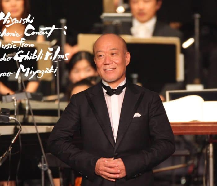 Joe Hisaishi torna in Europa