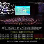 Joe Hisaishi Progra Concerti Maggio 2019